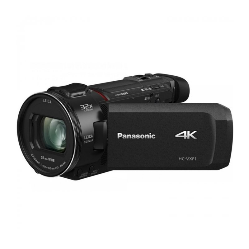 "Видеокамера Panasonic HC-VXF1EE-K (8.57Mp/4K/1/2.5""/25-600mm/f1.8-4.0/WiFi)"