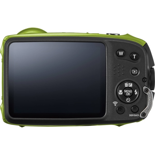 Фотоаппарат Fujifilm FinePix XP120 Lime