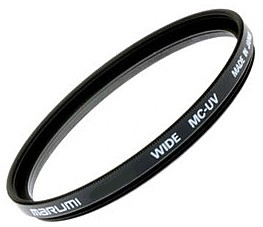 Светофильтр Marumi WIDE MC UV, 62mm