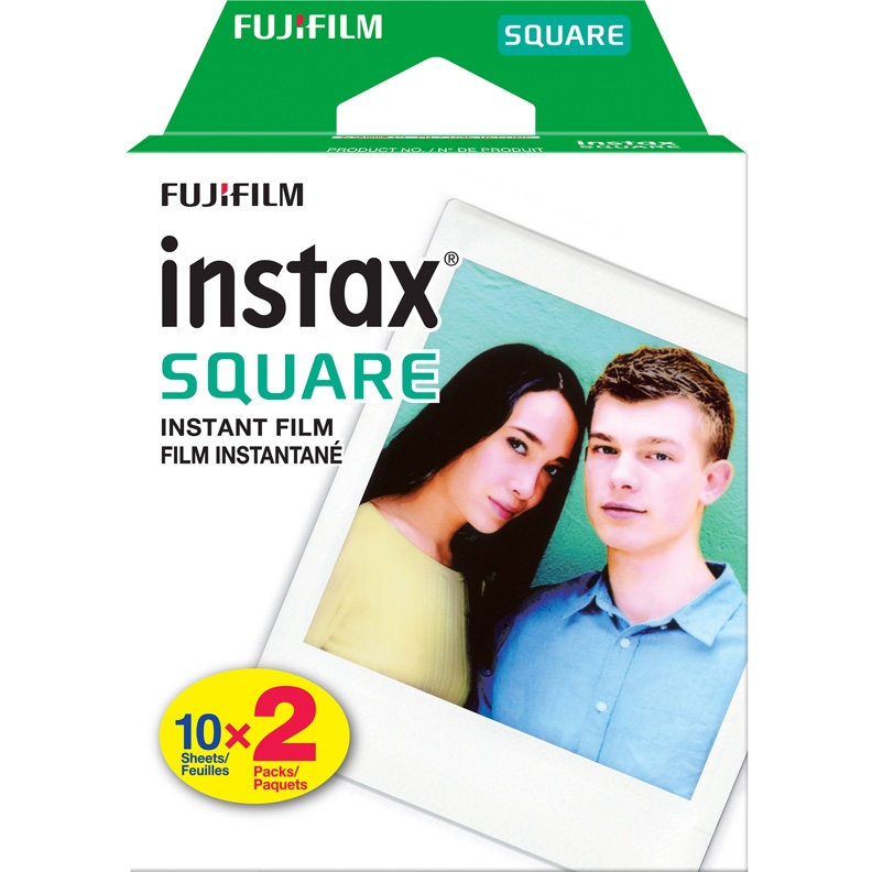Фотопленка Colorfilm Instax SQUARE (20 sheets)