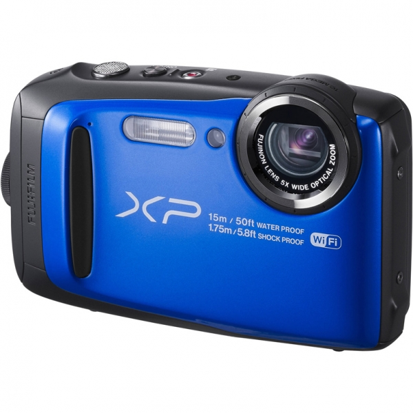 Фотоаппарат Fujifilm FinePix XP90 Blue