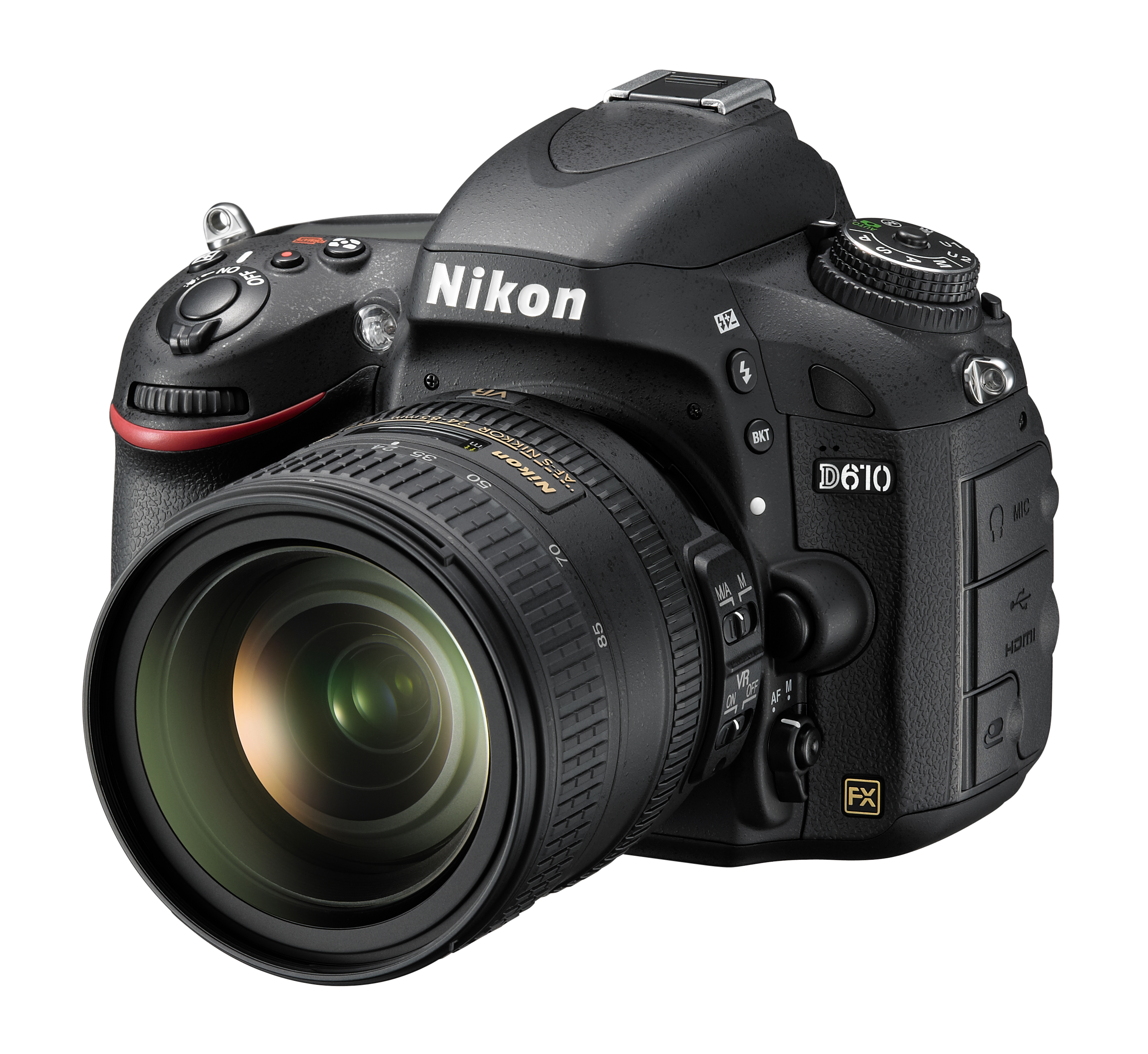 Фотоаппарат Nikon D610 Kit 24-85mm f/3.5-4.5G IF-ED AF-S VR Zoom-Nikkor