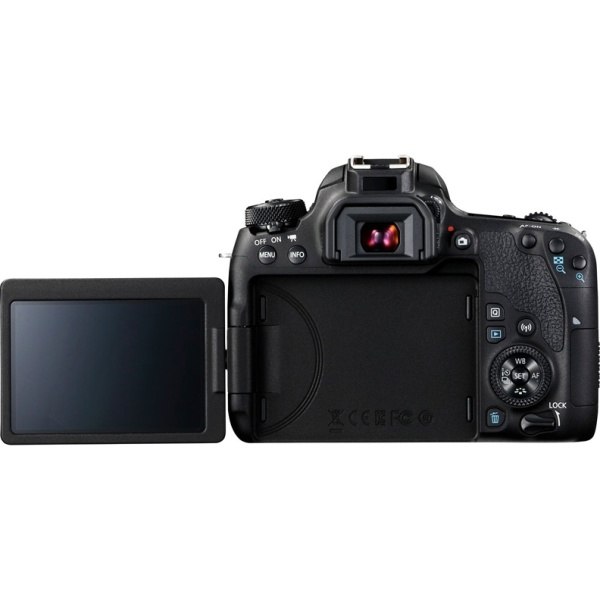 Фотоаппарат Canon EOS 77D kit 18-135 IS USM