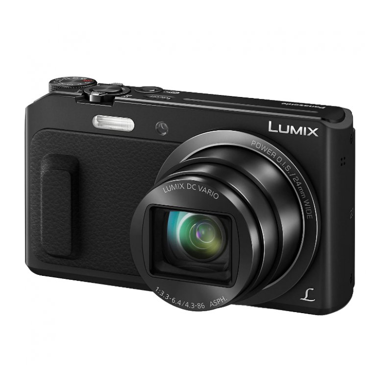 Фотоаппарат Panasonic Lumix DMC-TZ57 (16Мп/20х/FullHD)