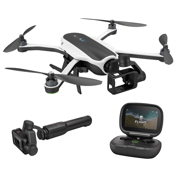 Квадрокоптер GoPro Karma with HERO6 Black (QKWXX-601-EU)