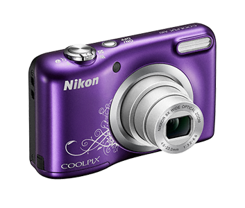 Фотоаппарат Nikon Coolpix A10 PP (16Mp, 5x zoom, SD, USB)