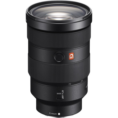 Объектив Sony 24-70mm f/2.8 GM FE (SEL2470GM) Sony E