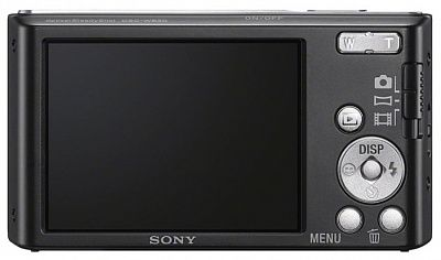 Фотоаппарат Sony Cyber-shot DSC-W830 Black (20.5Mp/8x/HD)