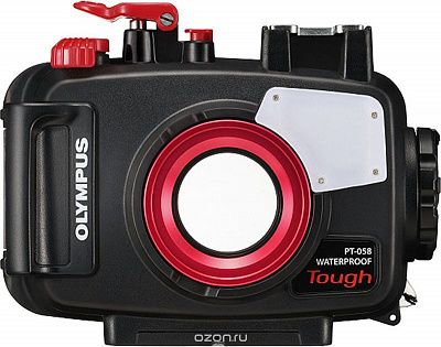 Фотоаппарат Olympus Tough TG-5 Open Water Diver Kit Black (12Mp/4x/4K/Wi-Fi/GPS)