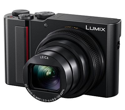Фотоаппарат Panasonic Lumix DMC-TZ200 Black (20Mp/24-360mm f/3.3-6.4/4K/WIFI)