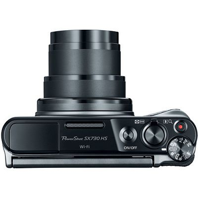 Фотоаппарат Canon PowerShot SX730 HS Black (20.3Mp/40x/FullHD/Wi-Fi/BT)