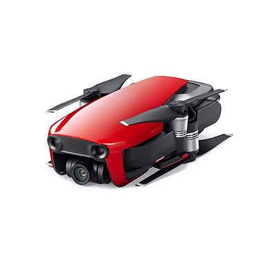 Квадрокоптер DJI Mavic Air Fly More Combo Red