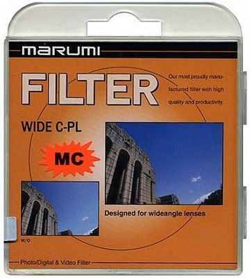 Светофильтр Marumi WIDE MC Circular P.L. 62mm