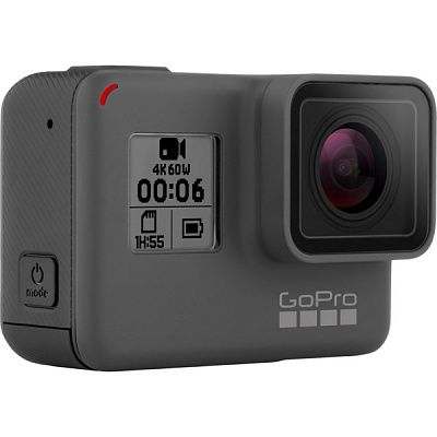 Экшн-камера GoPro Hero 6 Black Edition (CHDHX-601)