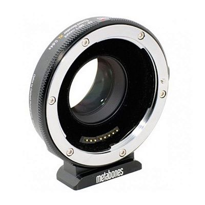 Адаптер Metabones Speed Booster XL 0.64x, Canon EF на Micro 4/3 (MB_SPEF-M43-BT3)