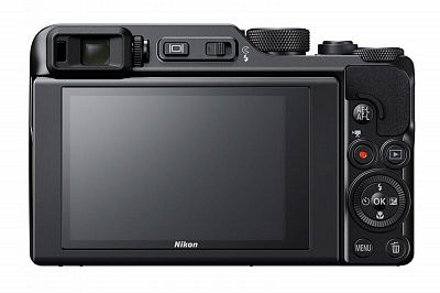 Фотоаппарат Nikon Coolpix A1000 Black (16Mp/35x/4K/Wi-Fi/BT)