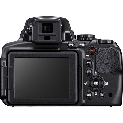 Фотоаппарат Nikon Coolpix P900 Black (16.7Mp/83x/FullHD/Wi-Fi)