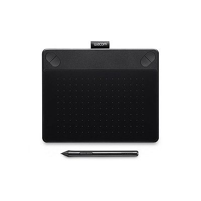 "Графический планшет Wacom Intuos Photo Pen&Touch Small (CTH-490PK-N) Black (6""x3.7"", 2540 lpi, 1024"