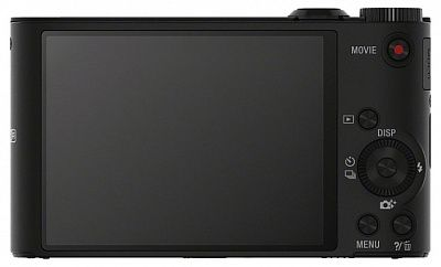 Фотоаппарат Sony Cyber-shot DSC-WX350 Black (18.2Mp/20x/FullHD/Wi-Fi)