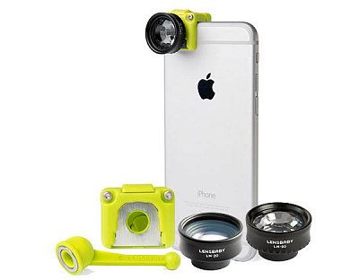 Набор Lensbaby Creative Mobile Kit Android/iPhone 5c