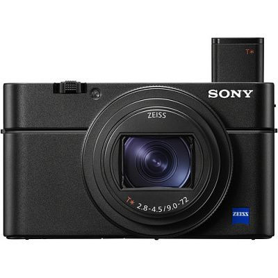 Фотоаппарат Sony Cyber-shot DSC-RX100M6 (20.1Mp/24-200 f/2.8-4.5/4К/WiFi/BT)
