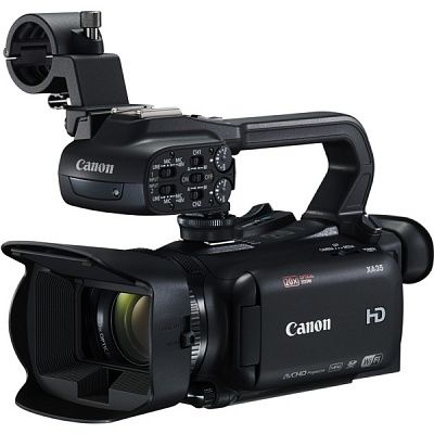 Видеокамера Canon XA35 (3.09Mp/Full HD/20x/Wi-Fi)