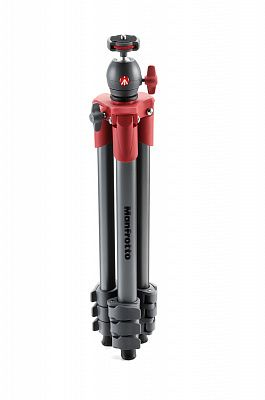 Штатив Manfrotto MKCOMPACTLT-RD COMPACT LIGHT