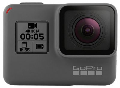 Экшн-камера GoPro Hero 5 Black Edition (CHDHX-502)