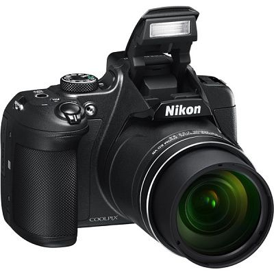 Фотоаппарат Nikon Coolpix B700 (21.14Mp/60х/4K/WiFi)
