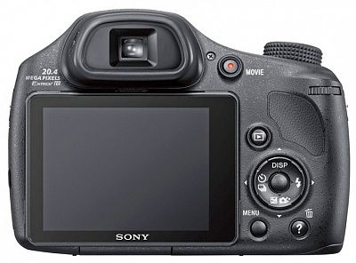 Фотоаппарат Sony Cyber-shot DSC-HX350 (21Mp/50x/FullHD)