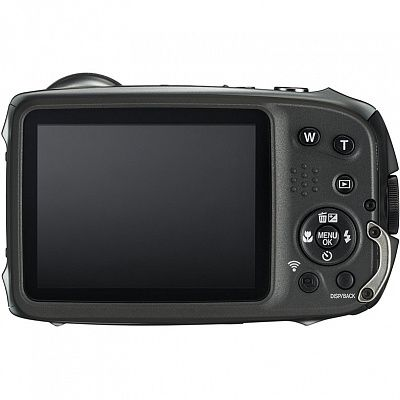 Фотоаппарат Fujifilm FinePix XP130 Dark Silver (16.4Mp/5x/FullHD/Wi-Fi/BT)