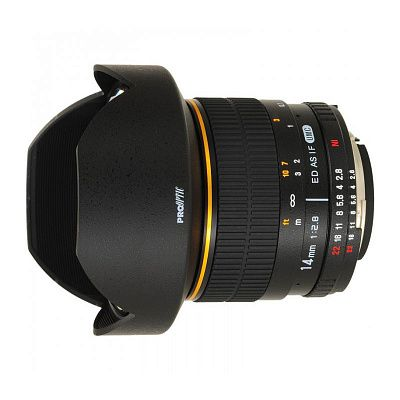 Объектив Samyang MF 14mm f/2.8 for Canon RF