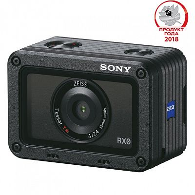 Фотоаппарат Sony Cyber-shot DSC-RX0 (21Mp/24mm F4/WiFi/NFC)